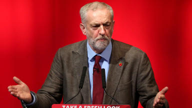 Jeremy Corbyn: Union boss in stark warning to Labour leader.