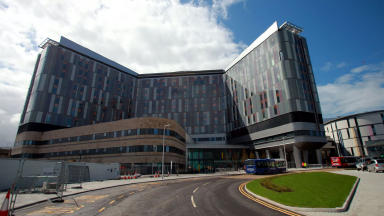 Queen Elizabeth University Hospital in Glasgow Southern general NHS quality news image uploaded November 6 2015