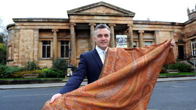 Plans for £56m museum revamp in Paisley for City of Culture bid, news image, free to use, uploaded November 12 2015
