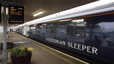 Strike: Second day of Caledonian Sleeper industrial action begins.