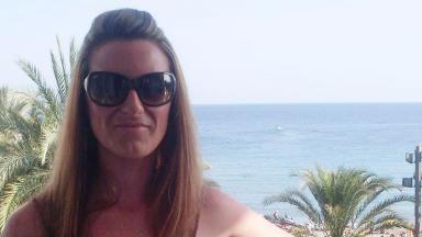 Missing Scottish woman Lisa Brown who disappeared in Spain on November 4, 2015. News image from Facebook profile uploaded  November 18 2015.