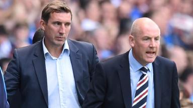 Alan Stubbs has played down his war of words with Mark Warburton