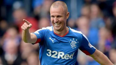 Kenny Miller wants to win another Premiership title with Rangers