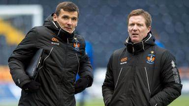 Future: Gary Locke hopes to tie up a number of contracts.