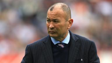 Eddie Jones: I won't pick players based overseas