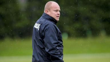 Patience: Mixu Paatelainen is waiting to sign Eiji Kawashima