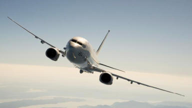 Poseidon P8: Surveillance planes to be based in Moray.