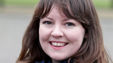 Natalie McGarry MP SNP Glasgow East quality news image uploaded November 24 2015