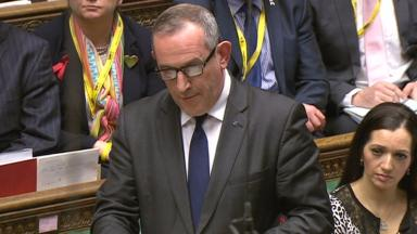 Stewart Hosie: Criticised George Osborne.