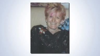 Crash: Audrey Thom, 58, had recently become a grandparent.