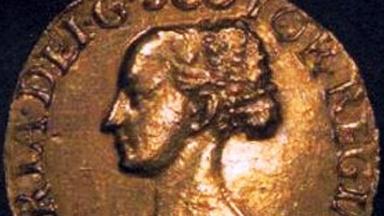 Coins stolen from National Museum of Scotland in Edinburgh in September 2015. Uploaded from police handout November 27 2015
