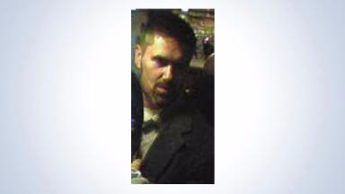 CCTV: Police are searching for a man who alighted at Dalmeny.
