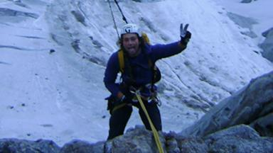 Greg Boswell: Scots climber attacked by grizzly bear.
