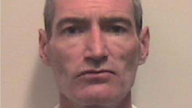 Donald Jeffrey: Given a life sentence at High Court in Paisley.