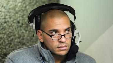 Stan Collymore: Vented frustration at Labour MPs voting with Conservatives.