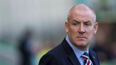 Mark Warburton says he has no plans to leave Rangers.