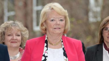 Decision: Hearts are staying at Tynecastle Stadium under Ann Budge's ownership.