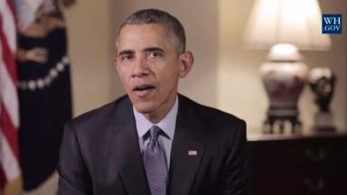 President Obama is set to address terror threat fears in a public address
