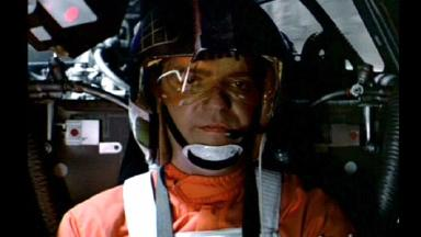 Angus MacInnes, aka Gold Leader from Star Wars