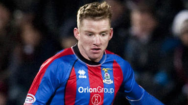 Inverness' Jonny Hayes will wait until the summer to decide on his future