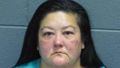 Elaine Williams has been arrested.
