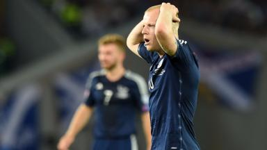 Steven Naismith says he has no intention of quitting Scotland