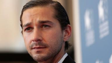 Shia Labeouf has invited the public to call him as part of the 'Touch My Soul' project.