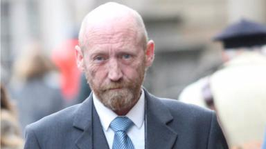 Gordon Veitch: Solicitor defending 56-year-old said he 'may die in jail'.