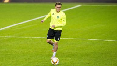First start: Scott Allan has been given the nod by Ronny Deila.