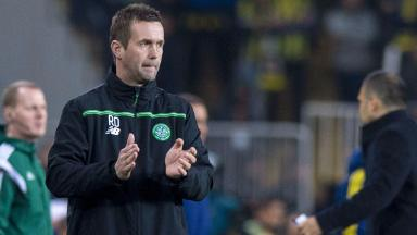 Positive: Ronny Deila is looking to the future.