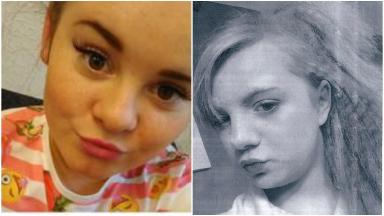 Missing: Girls missing from Paisley have caused police concern.