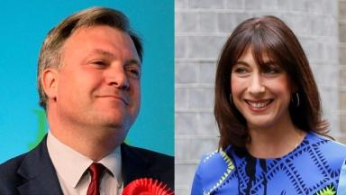 Former shadow chancellor Ed Balls and David Cameron's wife Samantha could be baking-off against each other