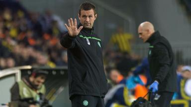 Celtic manager Ronny Deila wants a domestic clean sweep