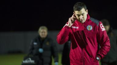 Ian Murray bacame the third manager to leave St Mirren in the space of a year.