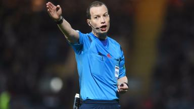Willie Collum will lead a team of Scottish officials at Euro 2016.