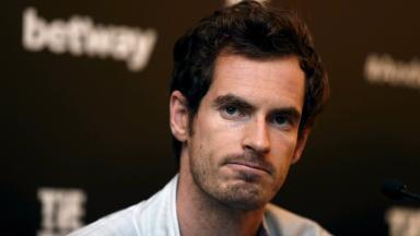 Murray will begin his latest Australian Open challenge in January.