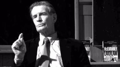 William McIlvanney in Conversation with Doug Johnstone