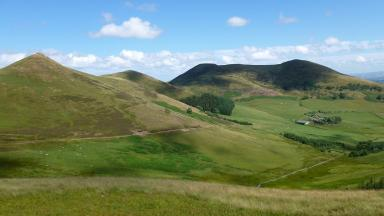 Pentland Hills: Holyrood committee has rejected an extension