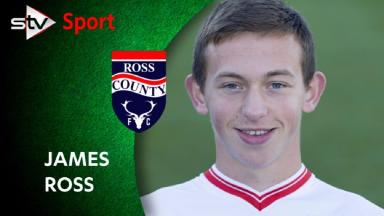 Ross County defender James Ross has arrived from Brora Rangers.