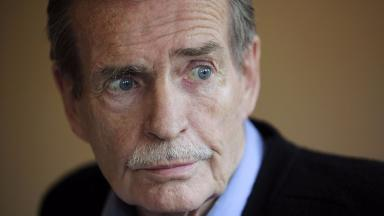 William McIlvanney: Posthumous doctorate at Glasgow University.