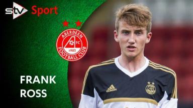Frank Ross is Aberdeen's next big hope