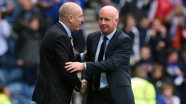 Mark Warburton has backed Peter Houston's call for a 16-team top flight