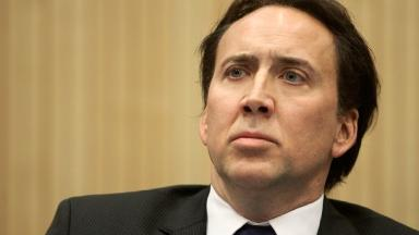 Nicolas Cage bought the smuggled skull at auction for $276,000 (£185,000).