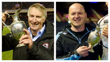 Winner: Will Alan Solomons or Gregor Townsend be holding the 1872 Cup in the new year?