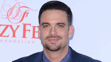 Mark Salling was arrested on Tuesday.