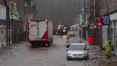 Flooding: Damage to Ballater 'incomprehensible'.