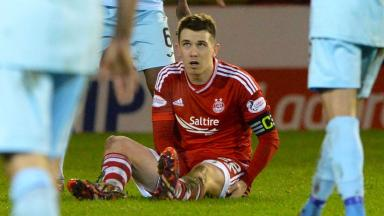 Crocked: Ryan Jack could face some time on the sidelines.