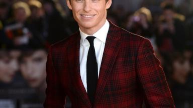 Actor Eddie Redmayne tops the 'best dressed men' list according to GQ magazine.