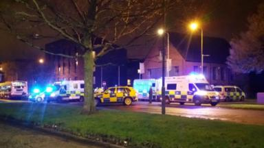 Pennywell Road: Cyclist seriously injured in collision.