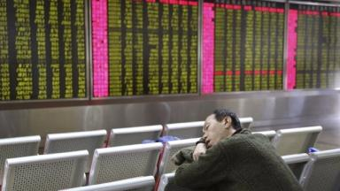 China halted stock market trading for a second time after share prices plunged by 7%